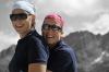Tanja Pfammatter + Jeanne Richenberger, Hüttenwartinnen Rotondohütte SAC