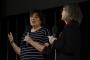 Lea Pool (links) und Barbara Flueckiger – Film «Maman est chez le coiffeur», Pink Apple 2016