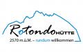 Rotondohütte rundum willkommen